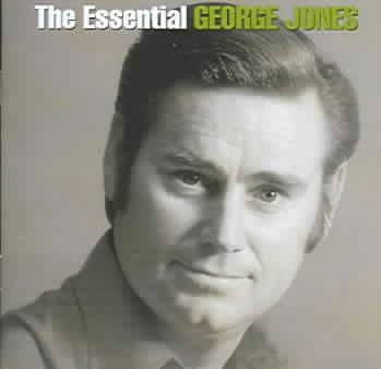 ESSENTIAL GEORGE JONES BY JONES,GEORGE (CD)